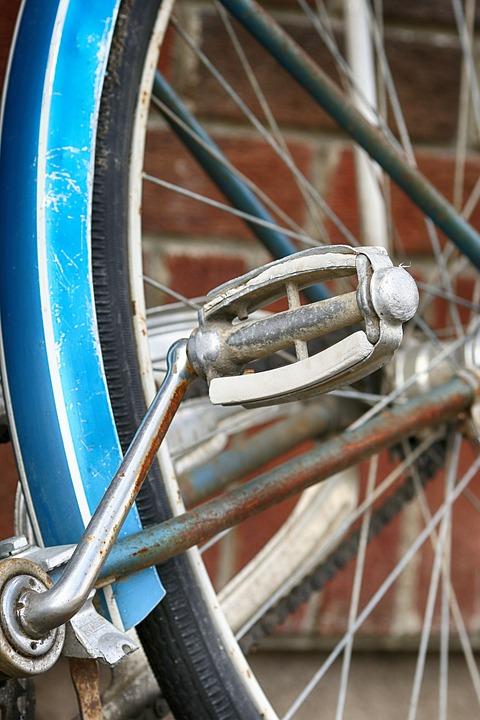Wheel, Bike, Cycle, Spoke, Transportation System, Steel