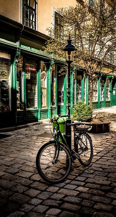 Bike, Alley, Nostalgia, Old, Vehicle, Wheel