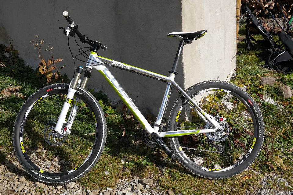 Mountain Bike, Bike, Wheel, Cube, Sporty