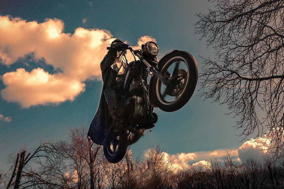 Motorcycle, Iphone, Biker, Motorcyclist, Fly