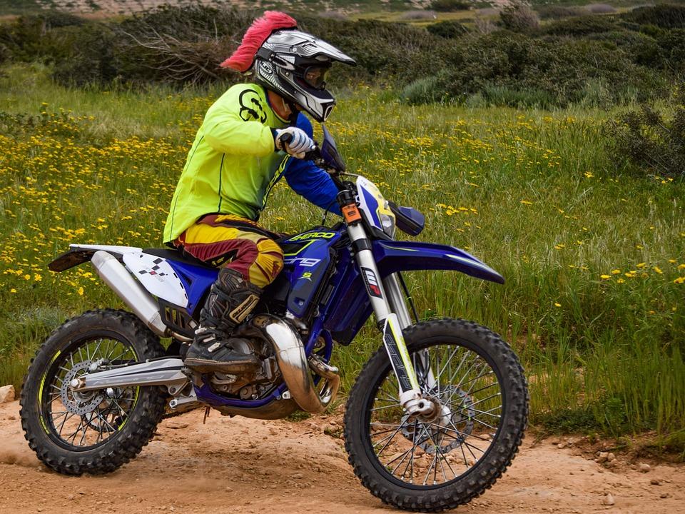 Bike, Hurry, Wheel, Biker, Action, Racer, Race, Soil