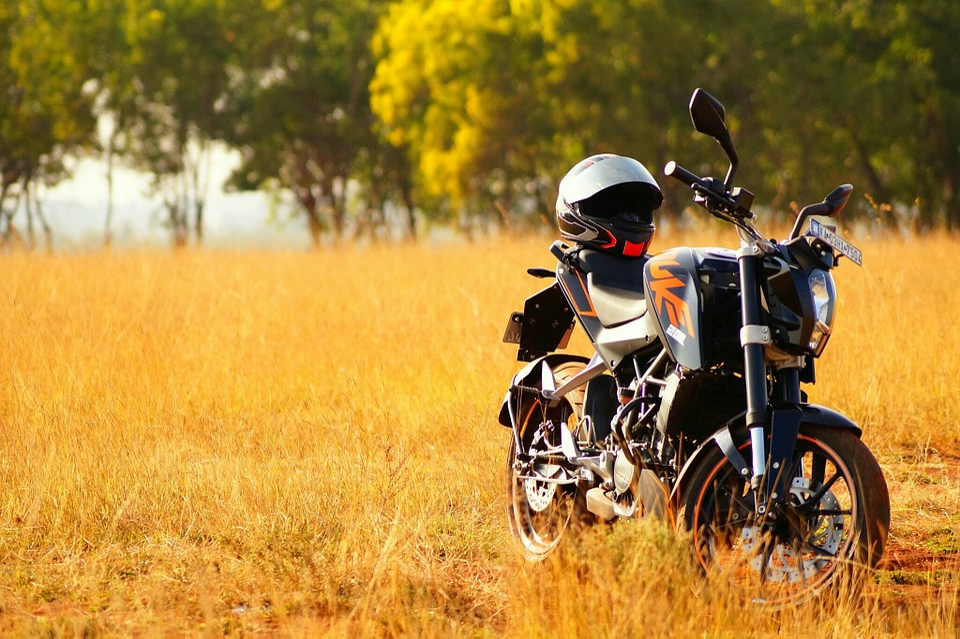 Grassland, Hessaraghetta, Ktm, Duke200, Bikeride