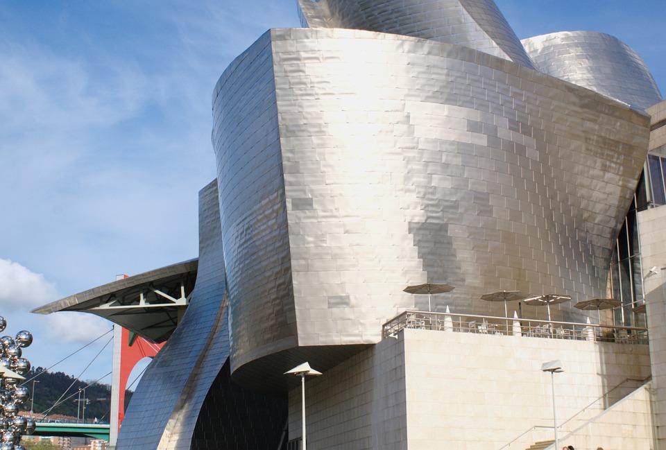 Guggenheim, Bilbao, Architecture