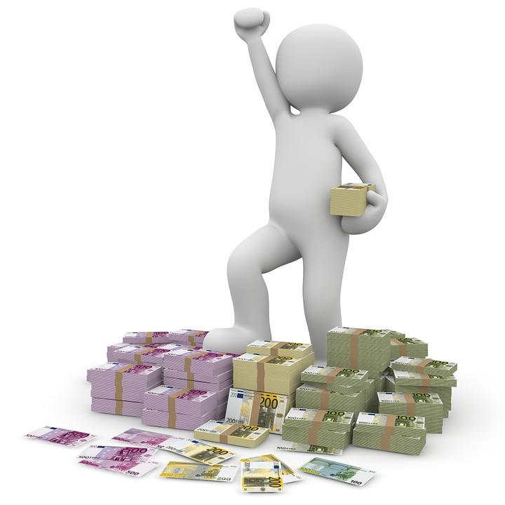 Money, Euro, Profit, Currency, Dollar Bill, Bill