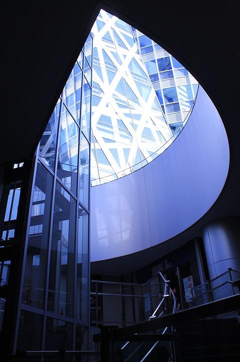 Bill, Light, Near Future, Japan, Shinjuku