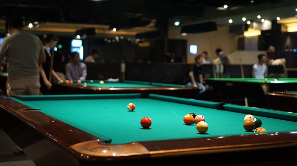 Pool Table Bar. Exellent Bar Billiards Playground Billiard Table Bar Ball  On Pool Table Bar