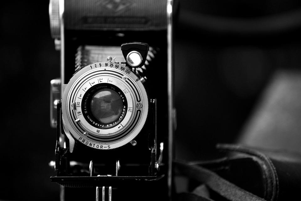 Camera, Billy Record, Agfa, Old Camera, Nostalgia
