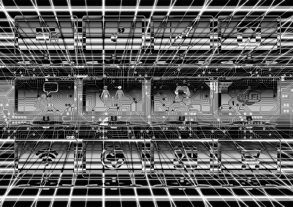 Computer, Internet, Technology, Data, Network, Binary