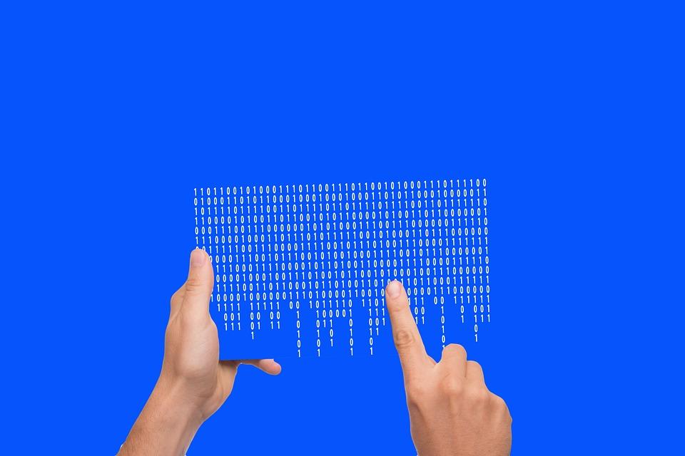 Binary, One, Null, Binary Code, Binary System, Byte