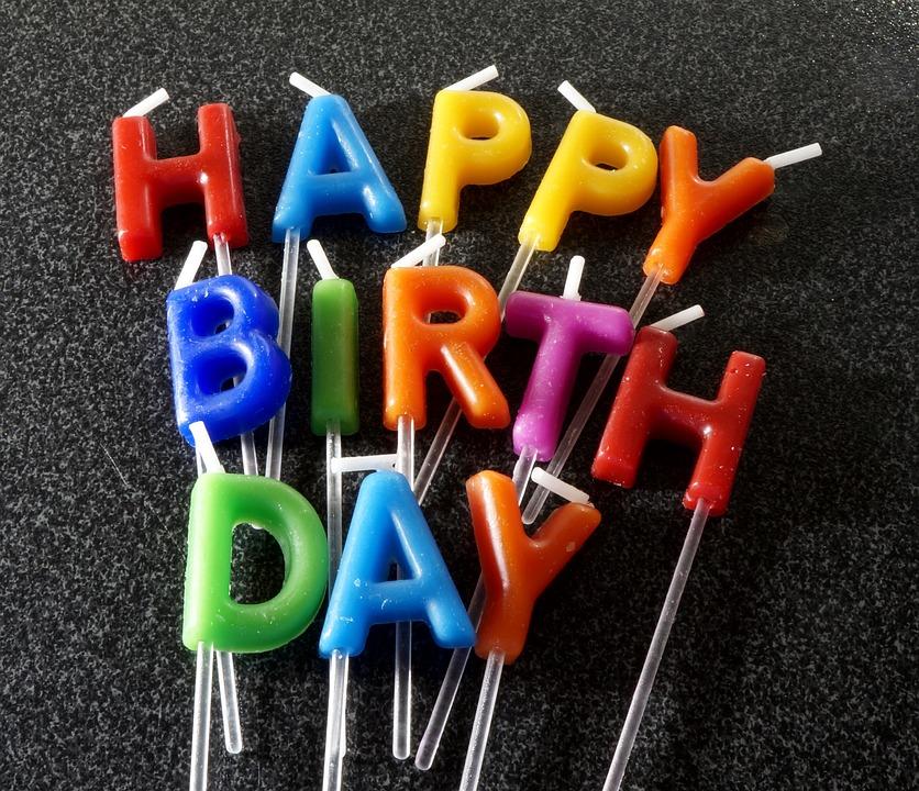 Candle, Birthday, Cake, Decoration, Celebration, Party