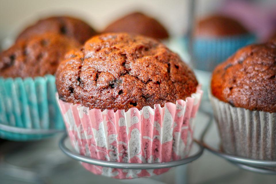 Party, Muffins, Delicious, Cake, Birthday, Pastries