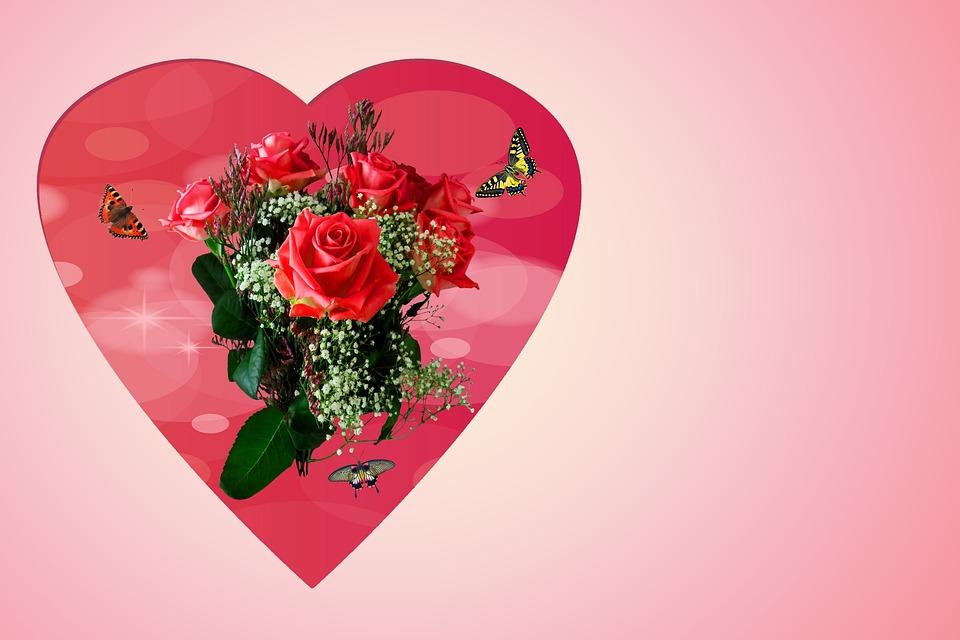 Love, Flower, Valentine's Day, Mother's Day, Birthday