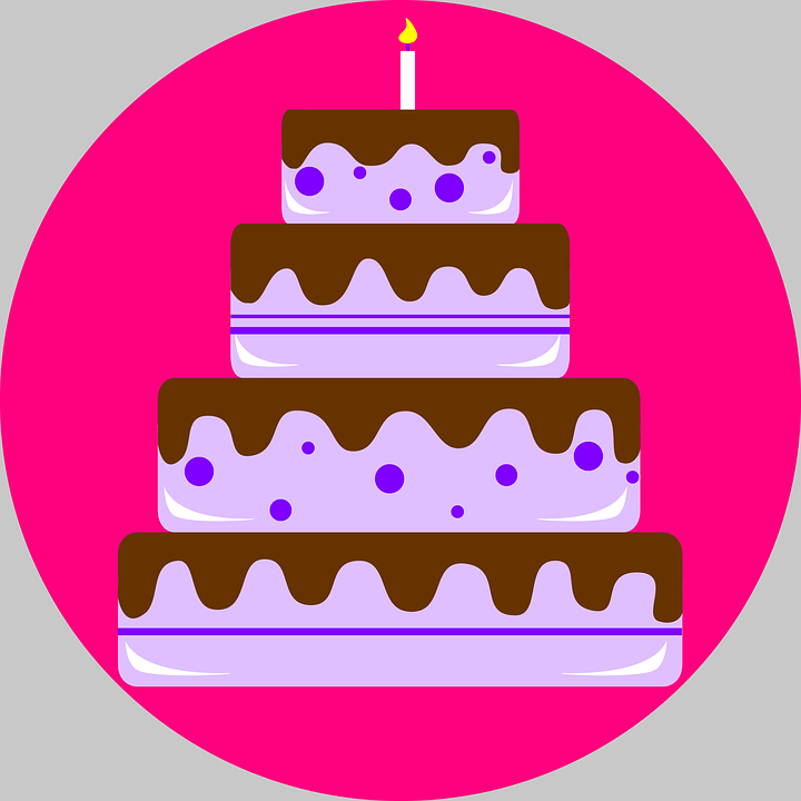 Cake, Pastry, Dessert, Sweet, Cakes, Birthday, Pie