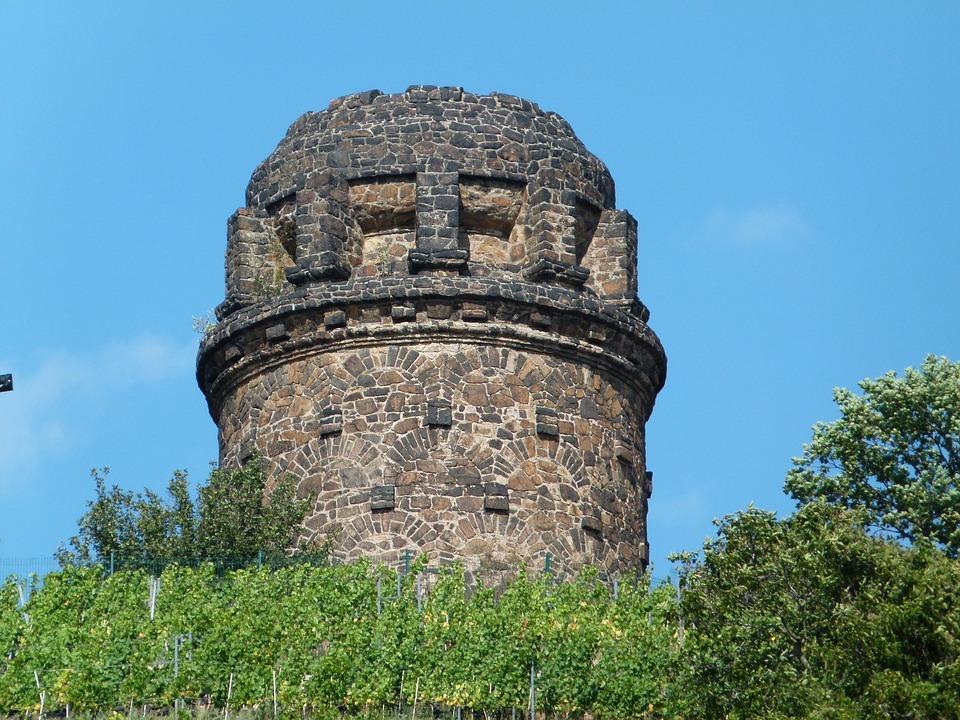 Bismarck Tower, Radebeul, Cultural Heritage, Monument