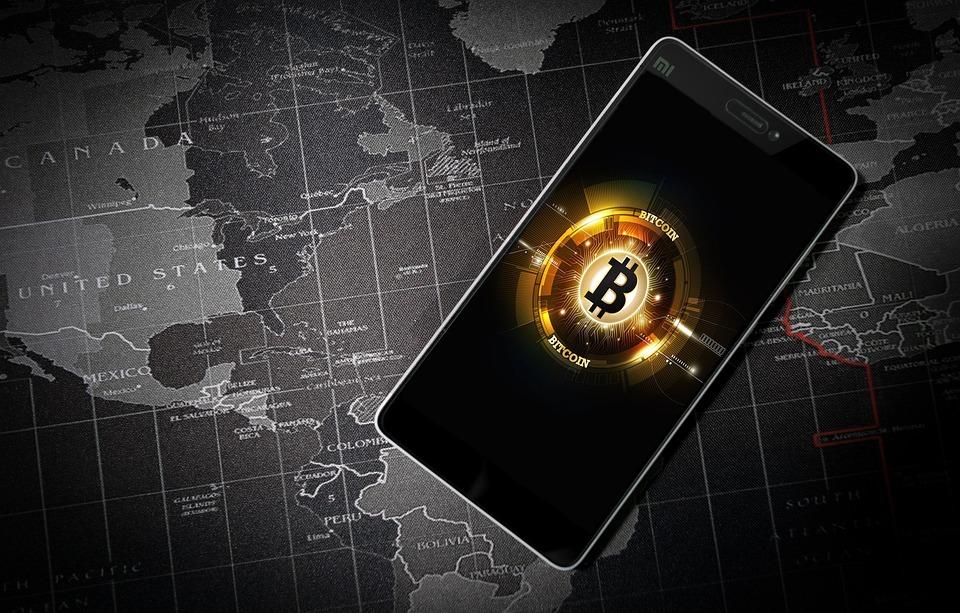 Bitcoin, Money, Virtual, Market, Bit-coin, Digital