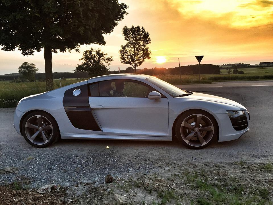 Audi, R8, V10, Bitzer, Pkw, Sport, Sports Car