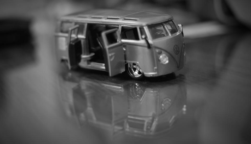 Bw, Car, Black, White, Monochrome, Transport