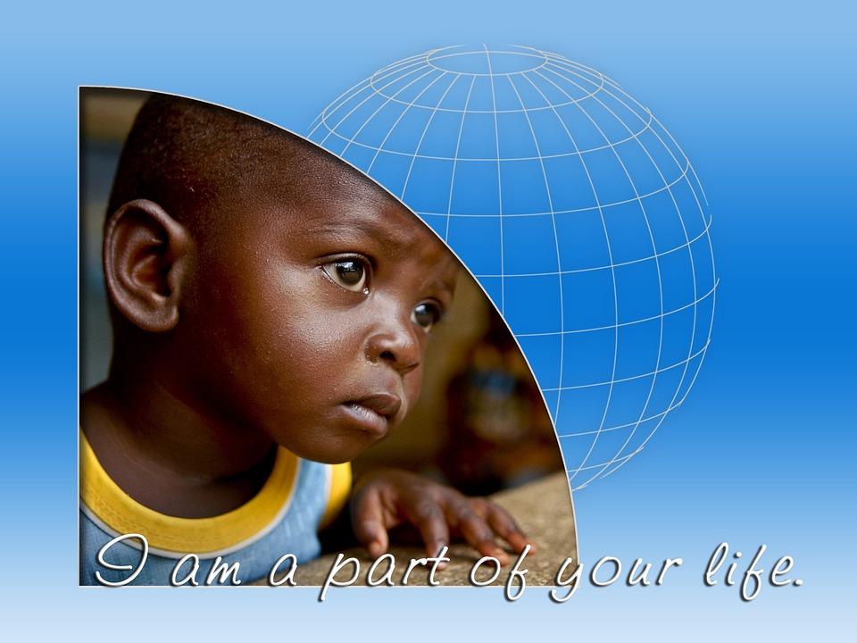 Child, Africans, Africa, Dreams, Boy, Part, Black