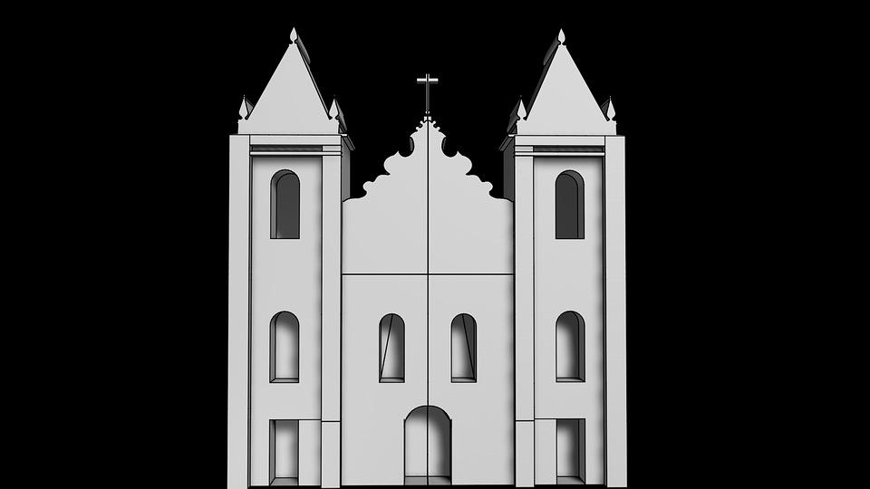 Church, Barroquinha, Salvador, Black Church
