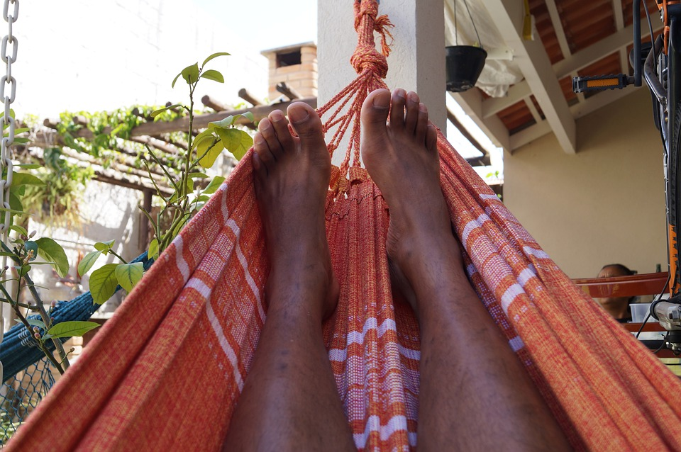Feet, Networks, Red, Black