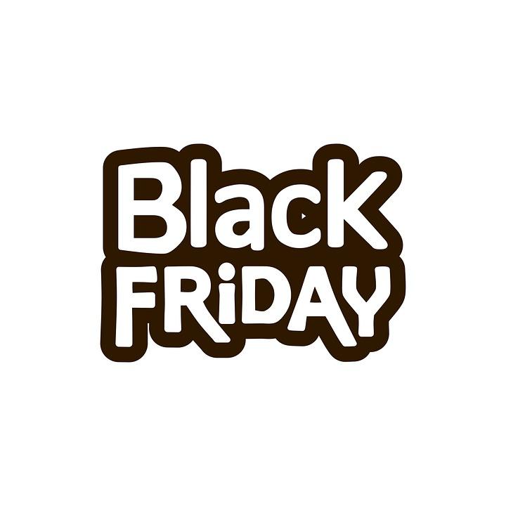 Black Friday, Brown, Empty Advert Copyspce