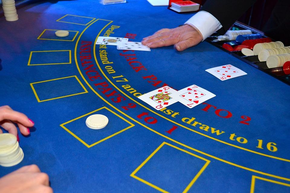 Cards, Dealer, Black Jack, Casino, Bet, Luck, Blackjack