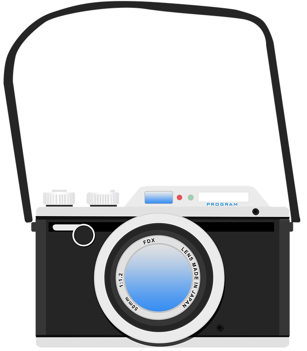 Camera, Film Camera, Film, Photography, Photo, Black