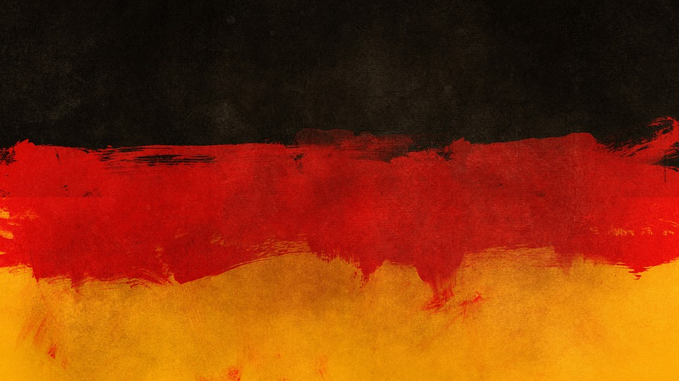 Germany, Flag, Home, Country, Black Red Gold