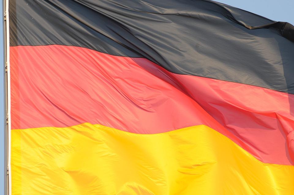 Germany, Flag, Black Red Gold, Reichstag, German Flag