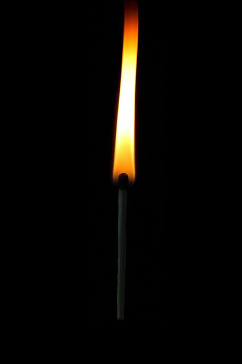 Match, Matches, Sticks, Lighter, Wood, Sulfur, Black