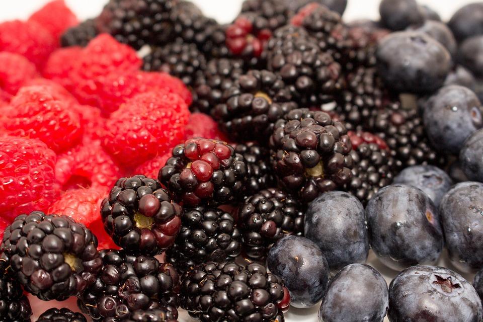 Blackberry, Fruit, Food, Berry, Sweet