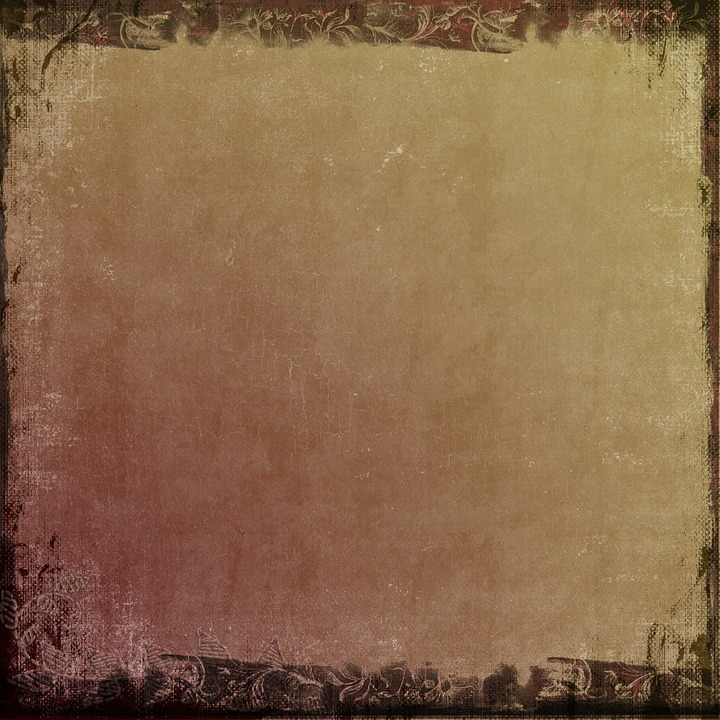 Background, Steampunk, Template, Blank, Paper, Grunge