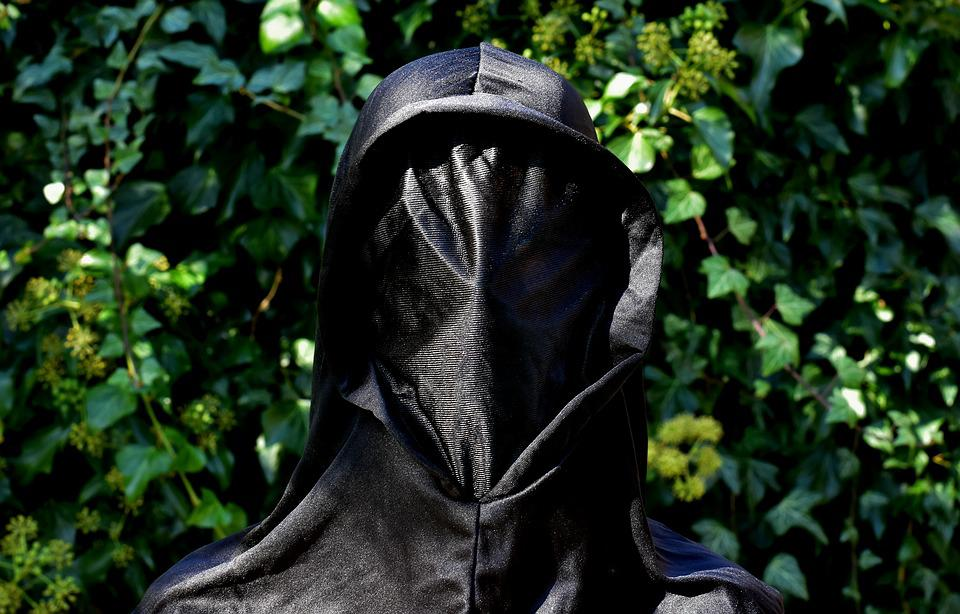 Mask, Black, Blank, Anonymous, Mysterious, Masquerade