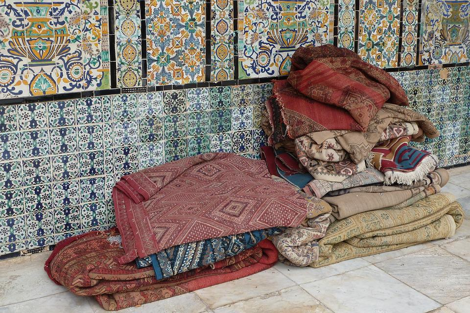 Prayer, Blankets, Mosque