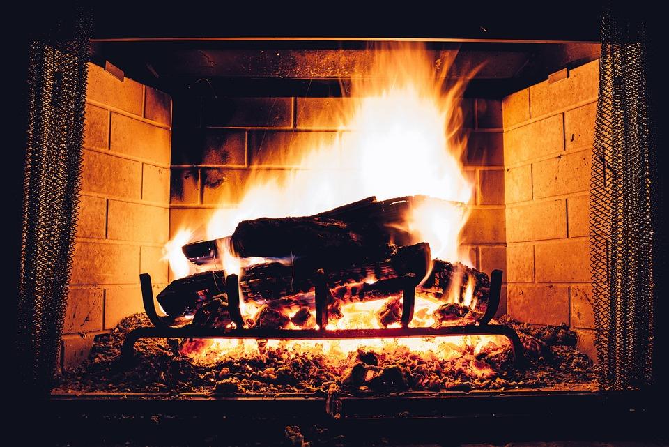 Blaze, Fireplace, Bonfire, Burn, Coal, Cozy, Danger