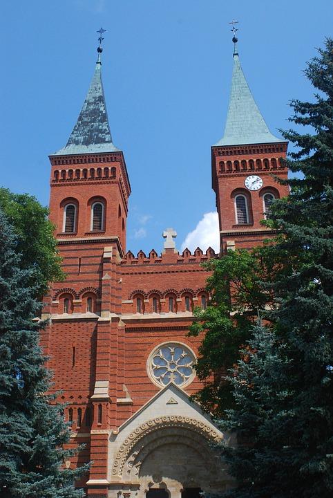 Bieszczady, Building, Church, Błażowa