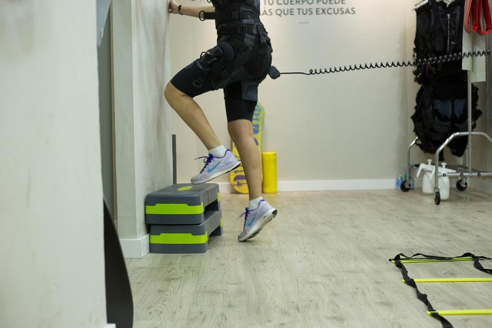 Electrostimulation, Sport, Bless You, Wellness, Beauty