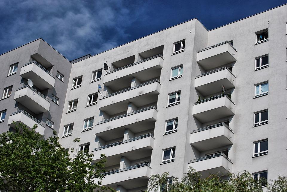 Block, The Skyscraper, Gray