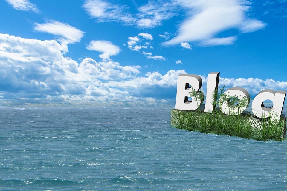 Sky, Sea, Blog, Mood