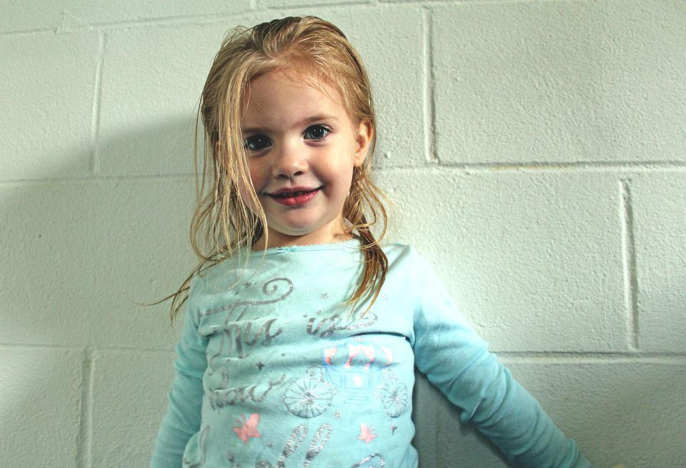 Child, Blonde, Cute, Kid, Happy, Little, Girl, Young