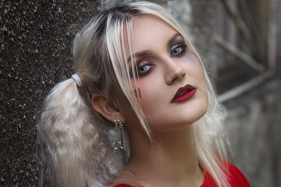 Girl, Model, Blonde, Woman, Beauty, Hair, Portrait