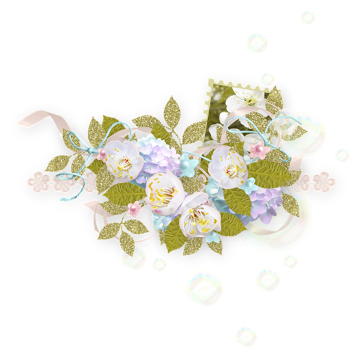 Free Photo Bloom Flowers Spring Tape Nature Hydrangea Max Pixel