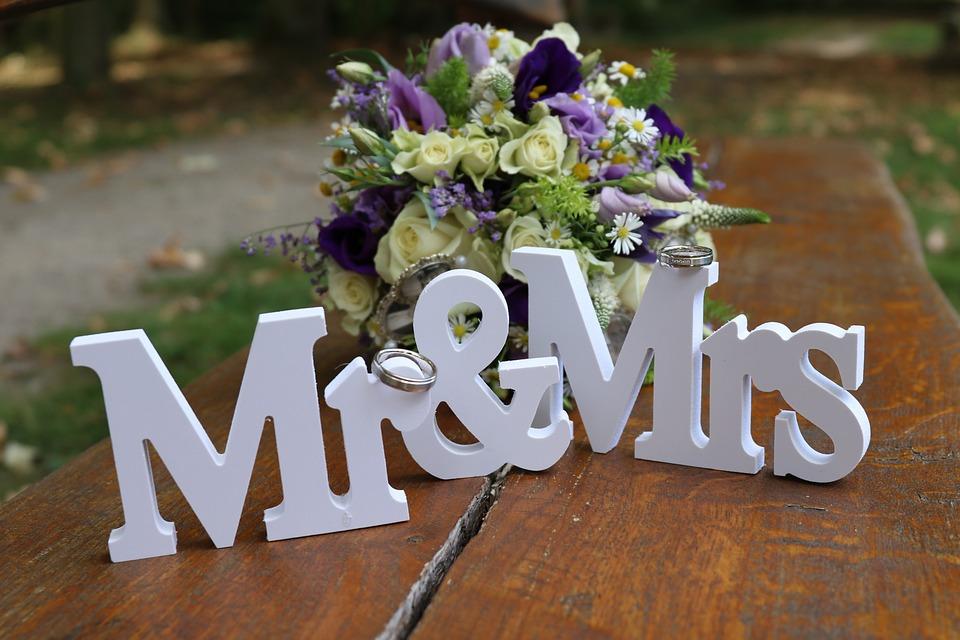 Wedding, Flowers, Romantic, Love, Romance, Blossom