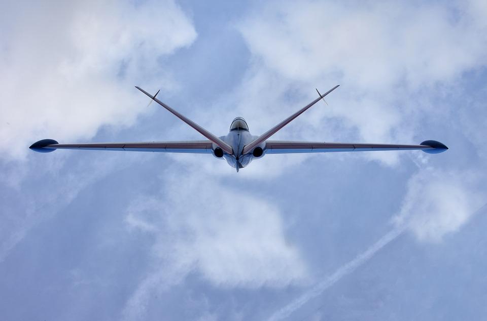 Fouga Magister, Aircraft, Patrol Of France, Sky, Blue