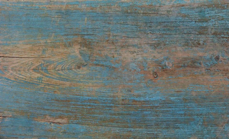 Free photo Blue Background Texture Peeling Paint Wood Max Pixel