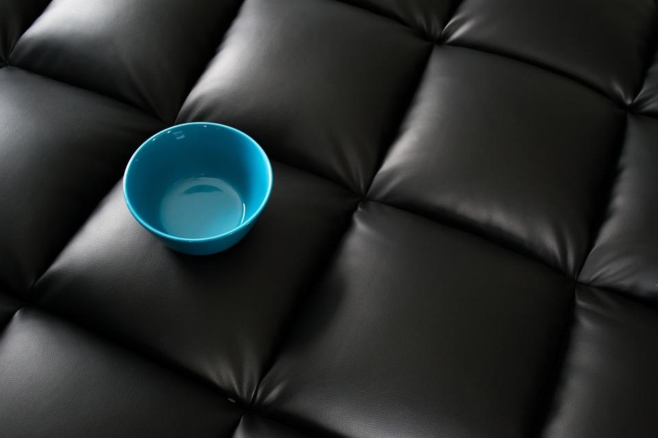 Blue Bowl, Cereal Bowl, Breakfast, Blue, Bowl