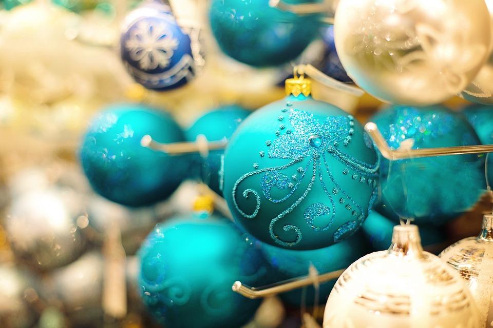 christmas ornaments ornaments blue christmas - Blue Christmas Ornaments