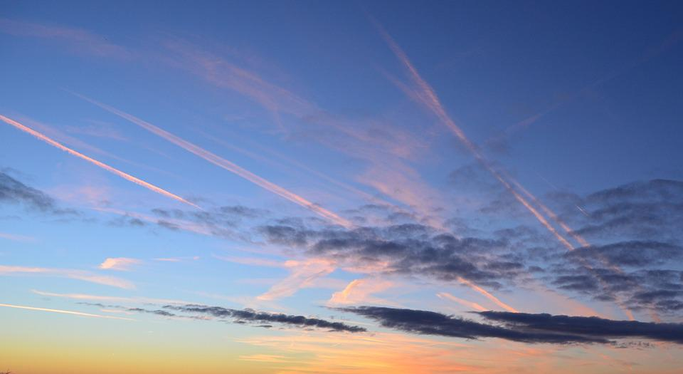 Sky, Clouds, Clouds Form, Blue, Nature, Beautiful