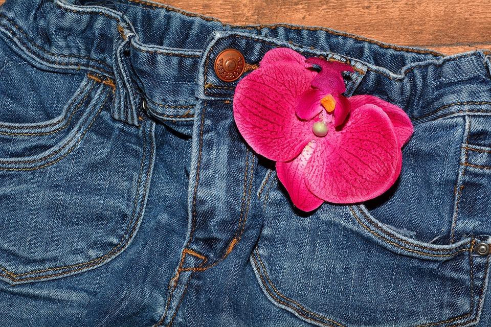 Jeans, Pants, Clothing, Blue Jeans, Close