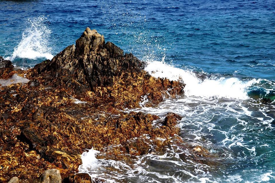 Sea, Atlantic, Blue, Wave, Water, Ocean, Nature, Coast